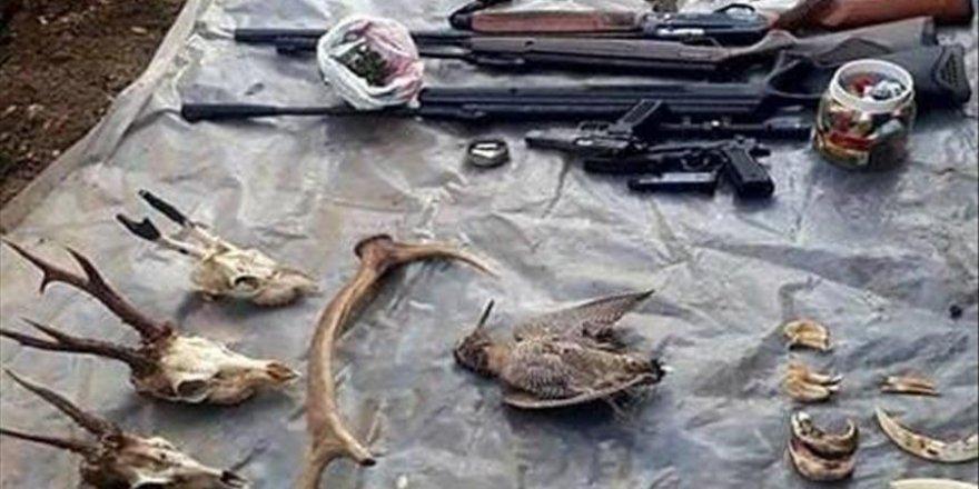 Bartın'da yakalanan kaçak avcıya ceza