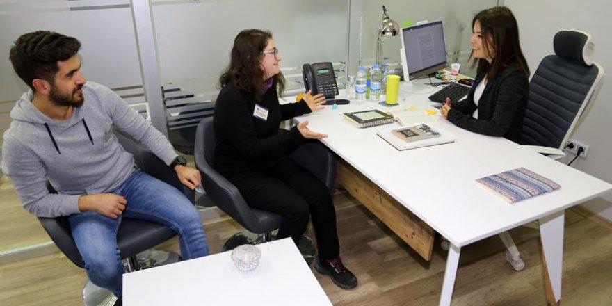 Erzurum'daki öğrencilere kariyer planlaması