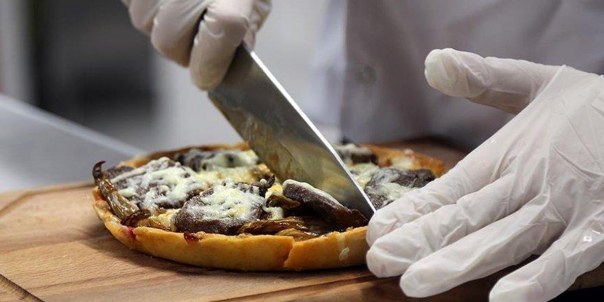 Çölyak hastalarına ödüllü lezzet: 'Trakya Yöresel Pizzası'