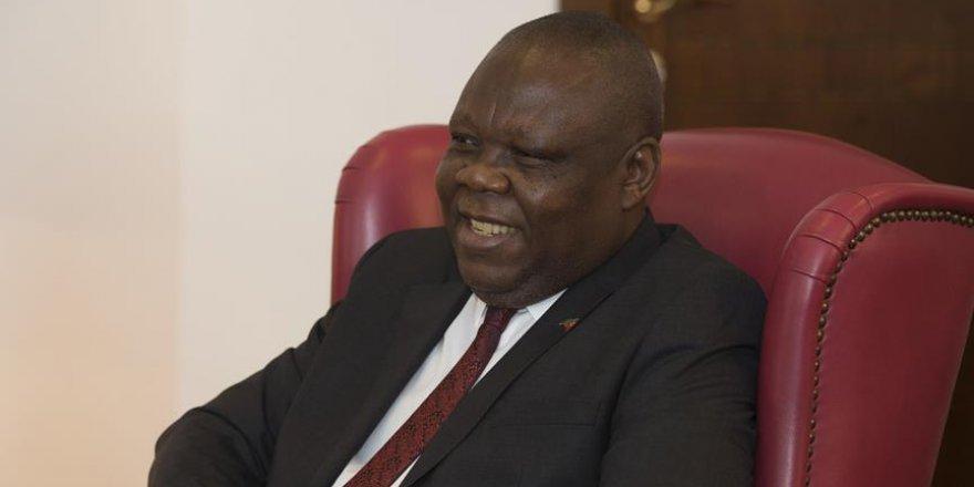 Zambiya'nın Ankara Büyükelçisi Joseph Chilengi: Zambiya Türkiye ile dayanışma içinde
