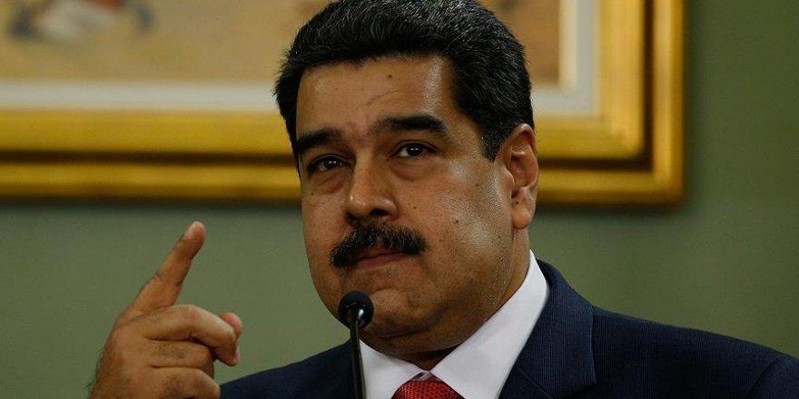 Maduro hükümeti ABD ile gizlice görüşmüş
