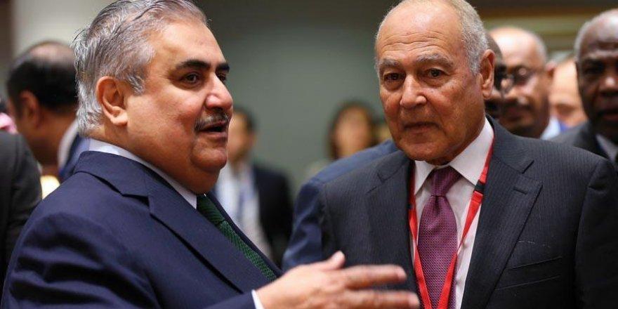 'İran tehdidiyle mücadele Filistin davasından daha önemli'