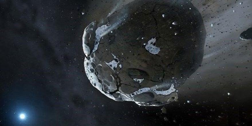 NASA açıkladı: Saatte 32 bin 300 km hızla Dünya'ya yaklaşıyor