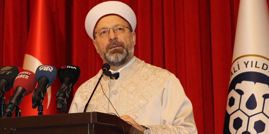 İlahiyat'ta matematik, tıp'ta Kur'an, Hukuk'ta İslam dersi seçmeli olsun