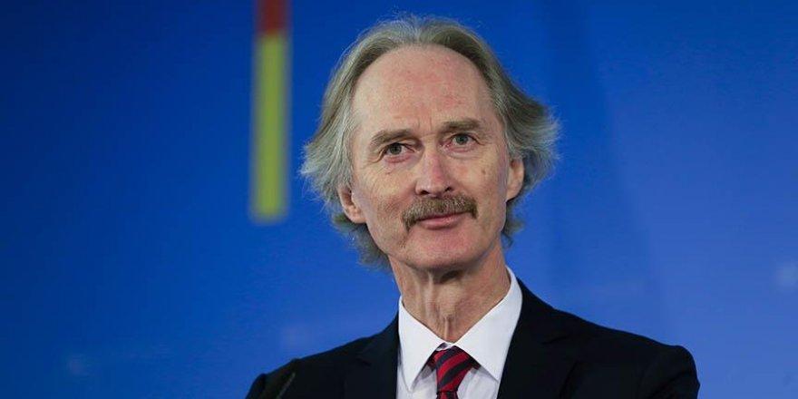 Pedersen: Suriye Anayasa Komitesi en kısa zamanda toplanmalı