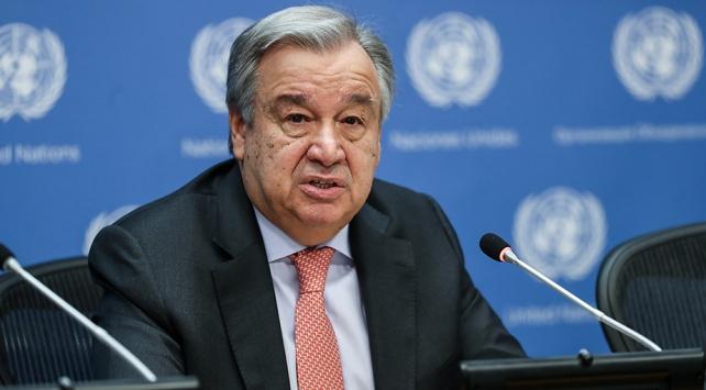 "BM: ""İsrail artık Filistin zulmünü kaldırmalı"""