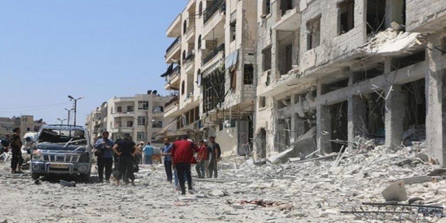 Suriye'deki kimyasal saldırılardan rejim suçlu