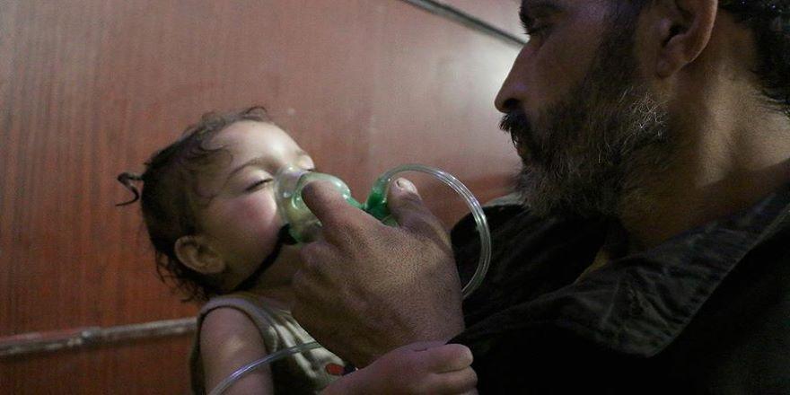 Suriye'de kimyasal silah saldırılarının neredeyse tümünü rejim düzenledi
