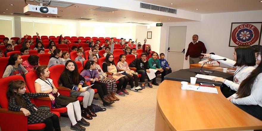 Ankara'nın Çocuk Meclisi 24 yıldır görevde