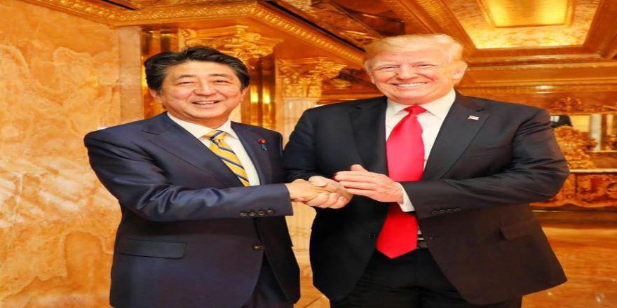 Abe'nin Trump'ı 'ricayla' Nobel'e aday gösterdiği iddiası