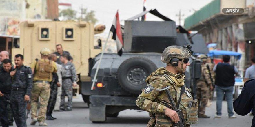 DAEŞ Irak'ta saldırdı
