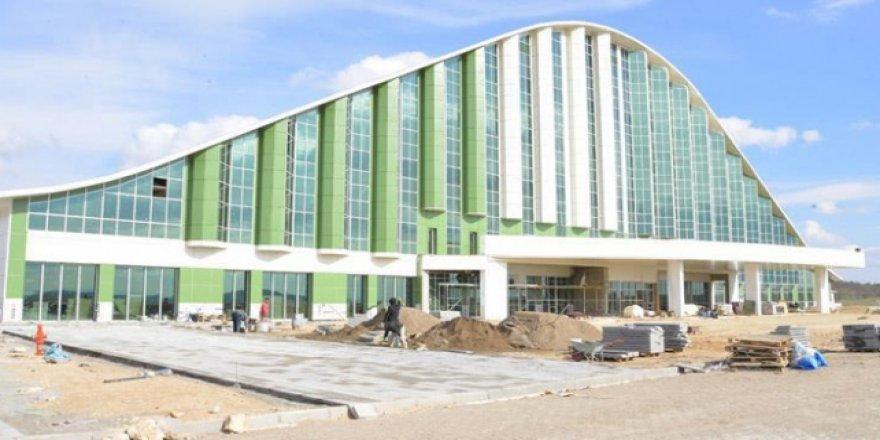 Kırşehir'de kurulan hastanede jeotermal tedavi olacak