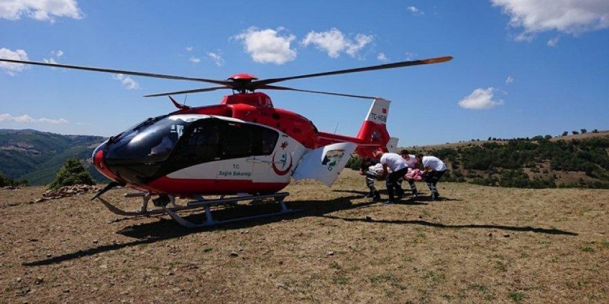Türkiye'de helikopter ve uçak ambulans ücretsiz