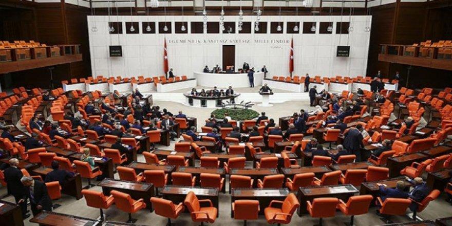 Meclisin 7 aylık yoğun mesaisi