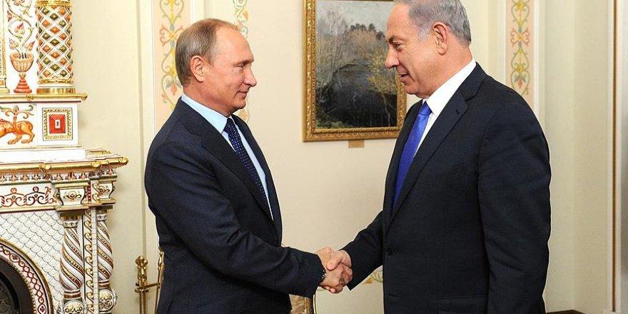 Netanyahu-Putin görüşmesi ertelendi