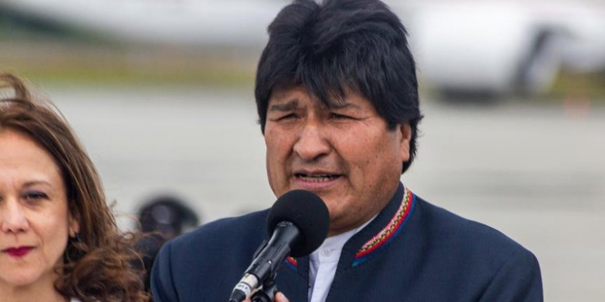Morales: Trump Venezuela'ya yönelik askeri müdahaleye hazırlanıyor