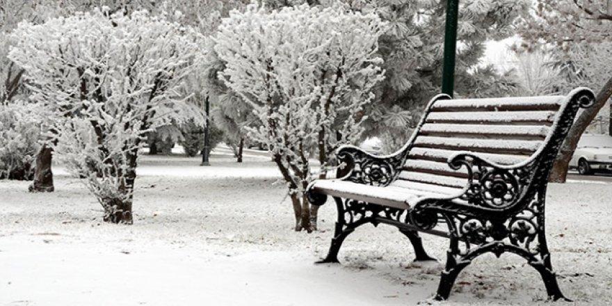 Türkiye yeniden yağmur ve kar etkisine girecek