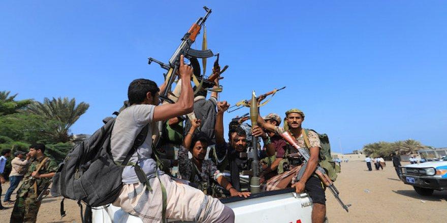 Yemen'de tehlike saçan mayınlar temizlendi