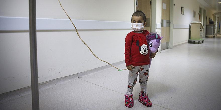 Lösemi hastası 3,5 yaşındaki Aysima için ilik aranıyor