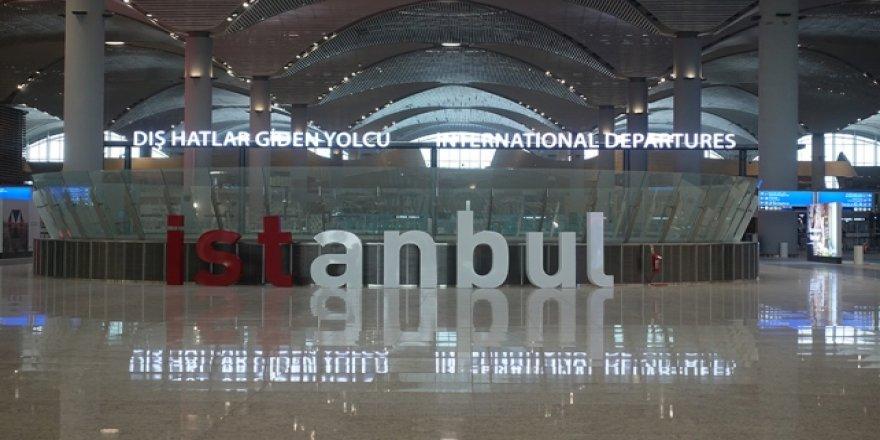 İstanbul Havalimanı servis sayısı arttı
