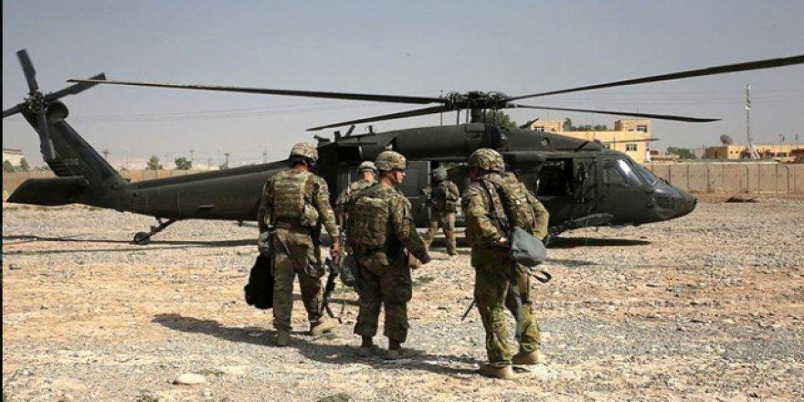 ABD Suriye'den tüm askerlerini çekmeyecek