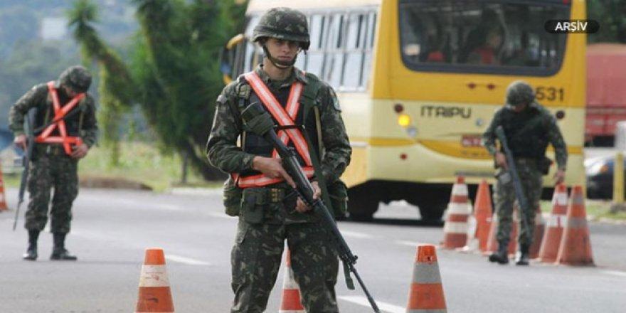 Venezuela'dan halkı korumak için sınır önlemi