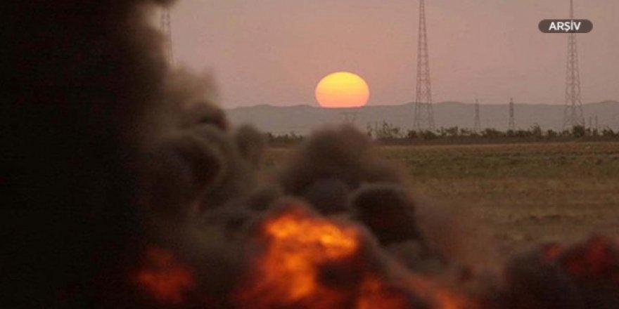 Suriye'de petrol sahası yakınında patlama: 30 ölü