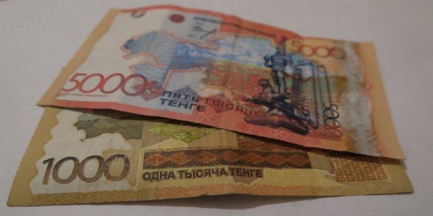 Kazakistan'dan 'para' kararı