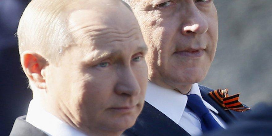 İsrail ve Rusya arasında 'reklam' gerginliği