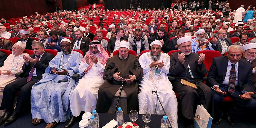 Dünya Müslüman Alimler Birliği'nden İsrail ile yakınlaşan ülkelere kınama
