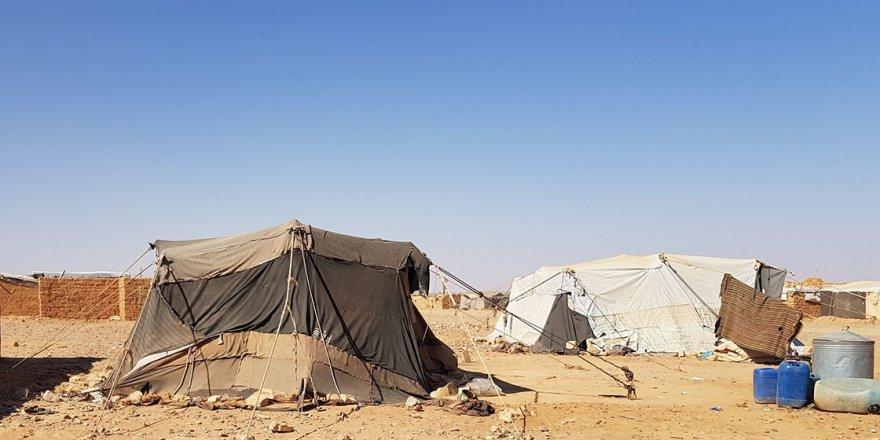 Suriyeli muhaliflerden Rukban Kampı uyarısı