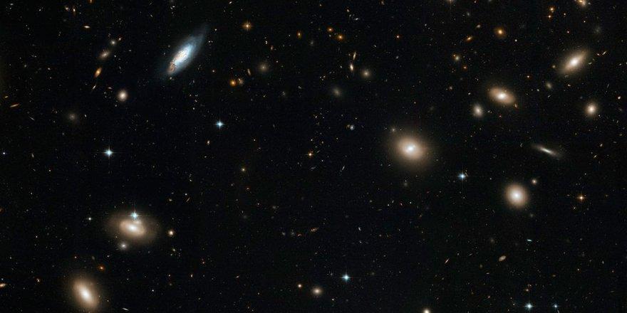 Her an yaratılıyor: 300 bin uzak galaksi keşfedildi