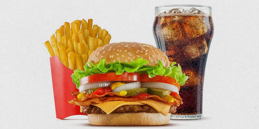 Fast food tüketimi çocuklarda demir eksikliğine yol açıyor
