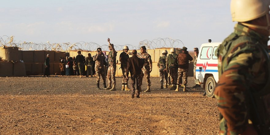 'Rejim bölgesine dönmek istemiyoruz'