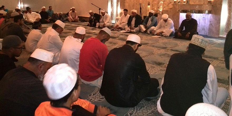 Güney Afrika'da 24 saat Kur'an eşliğinde sergi açıldı