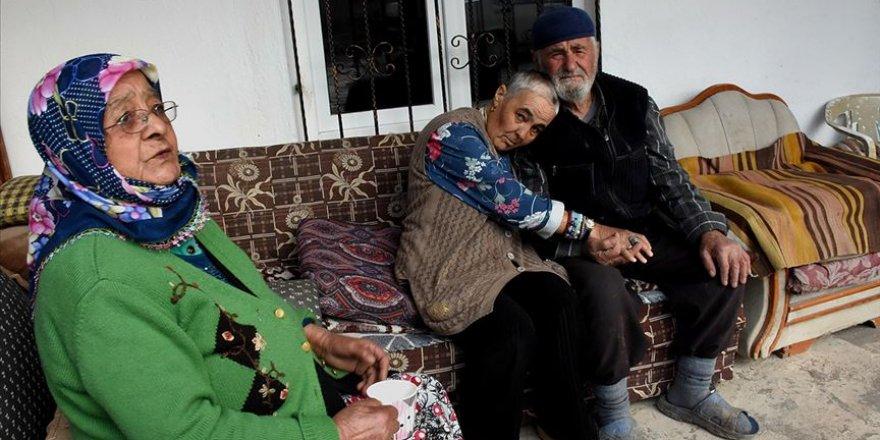 Kırşehir'deki fedakar anne ve babanın hikayesi yürek dağladı