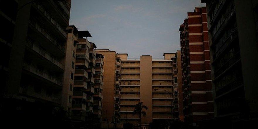 Venezuela'da elektrik kesintisi iddiası
