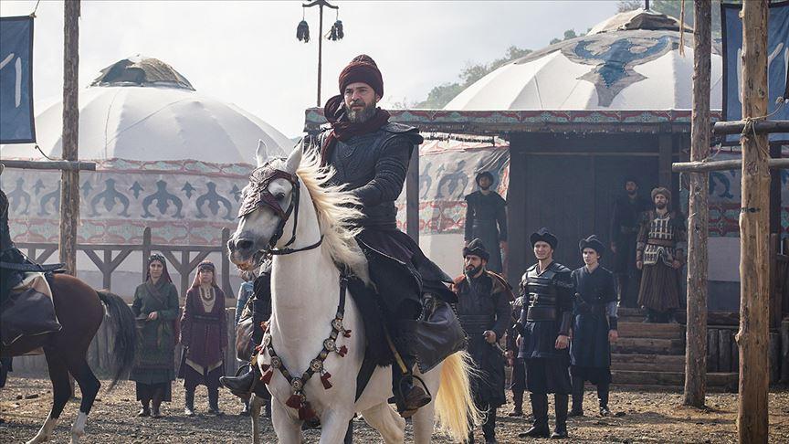 'Türk tarih dizileri Müslümanların benimsemesi gereken değerleri hatırlatıyor'
