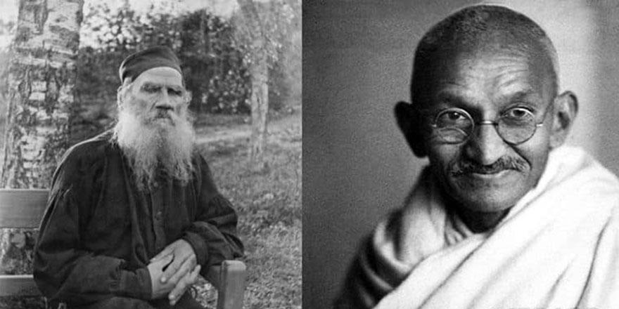Tolstoy'dan Gandhi'ye: Yazımı sansürleyebilirsin!