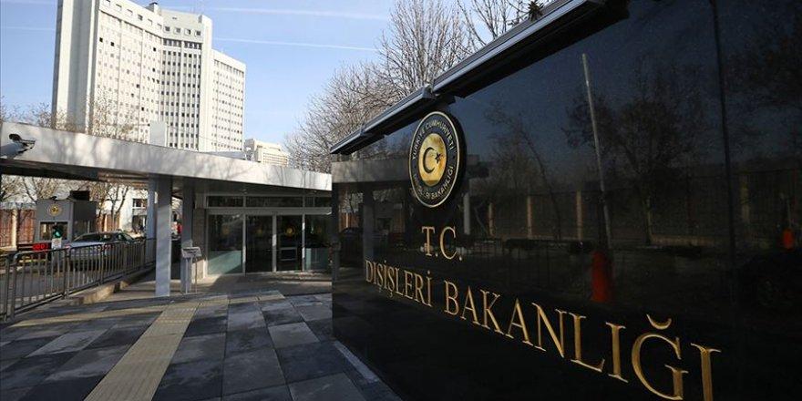 Belçika'nın Ankara Büyükelçisi Dışişleri Bakanlığına çağrıldı