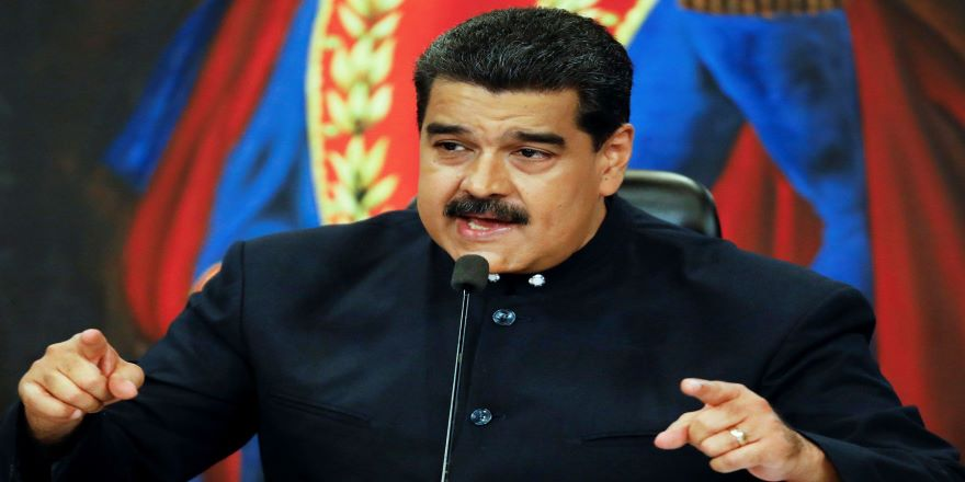 Maduro'dan Kolombiya sınırındaki konteynerleri artırma kararı