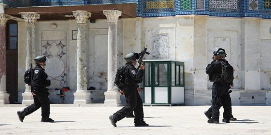 Ürdün'den İşgalci İsrail'e tepki