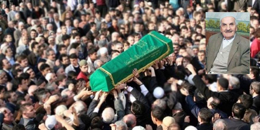 İzmir Risale-i Nur talebelerinden Raif Zernekli vefat etti