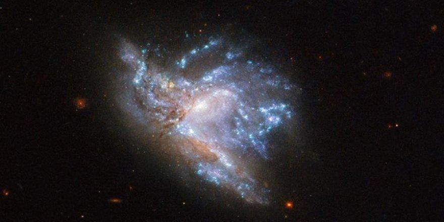 NASA bir mucizenin fotoğraflarını yayınladı