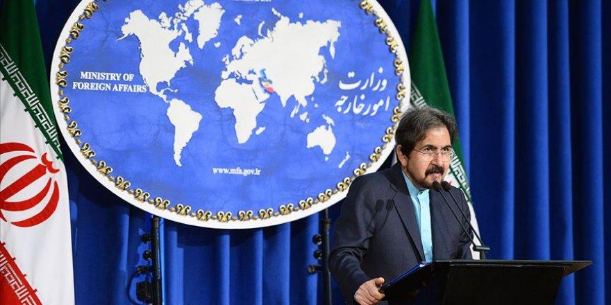 """İran: """"ABD insan haklarını ülkeleri zayıflatma aracı olarak görüyor"""""""
