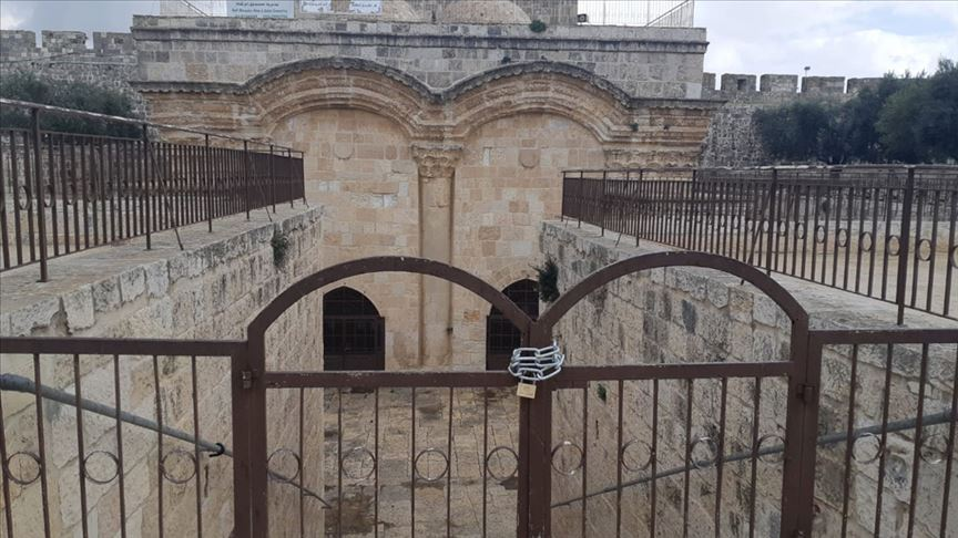 İsrail, Rahmet Kapısı'ndaki mescidi kapatabilir
