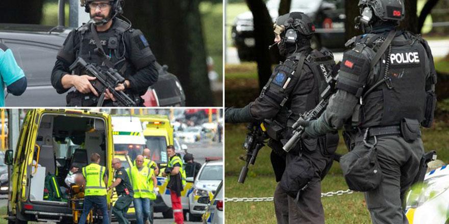 Yeni Zelanda olayı sonrası Avrupa'ya eleştiri