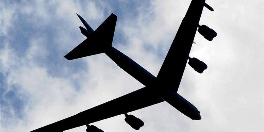 ABD'den Güney Çin Denizi'nde nükleer bombardıman uçağıyla tatbikat