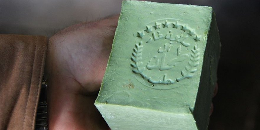 Halepli sabun ustaları Türkiye'den dünyaya açılıyor
