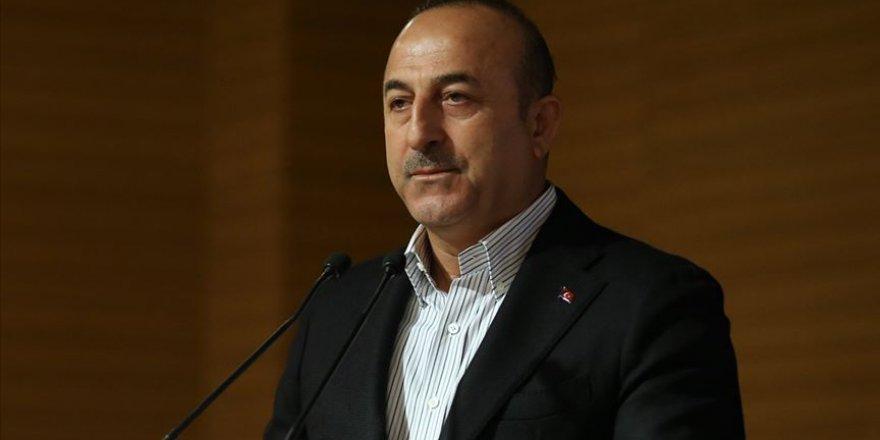 """Çavuşoğlu: """"Bu saldırıda siyasilerin de payı var"""""""